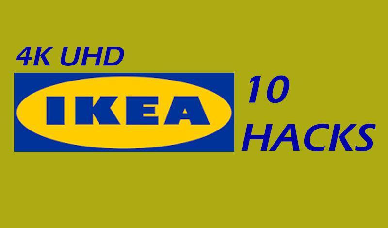 10 Best Ikea Hacks Edition 3 4k Video Karinahacks